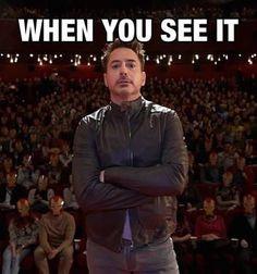 Iron Man Tony Stark And Iphone
