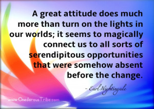 Great Attitude   Inspirational Quotes and Sayings