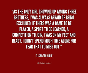 Girls Growing Up Quotes