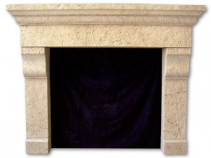 Faux Cast Stone Fireplace Surrounds