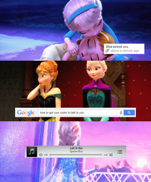 Frozen Funny Elsa