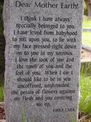 Headstones Monuments – Epitaph that Says Many Words