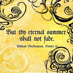 Spirit of love! New Love Quotes from Shakespeare...