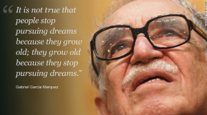 Gabriel Garcia Marquez, Nobel Prize-winning author, dies at 87
