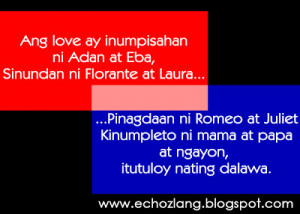 quotes about love lost and moving on tagalog