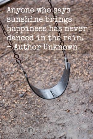 Rainy Day – Wordless Wednesday