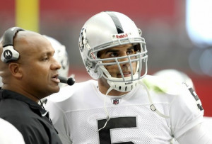 Bruce Gradkowski didn't have a top quote that Raider Nation doesn't ...