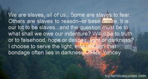 False Hope Quotes