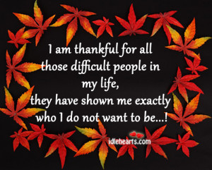 AM THANKFUL FOR QUOTES
