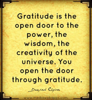 How has the action of gratitude changed your life? The life of others ...