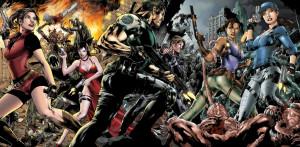 Resident Evil Outbreak Jack