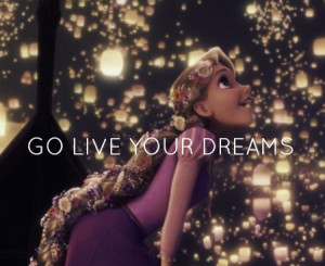 disney quotes, dreams, rapunzel, tangled