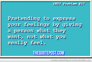 Express Your Feelings Quotes