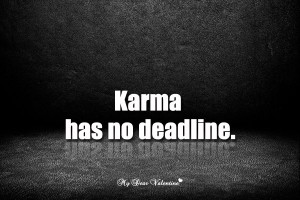 Images Dear Karma Quote Quotes Day Wallpaper
