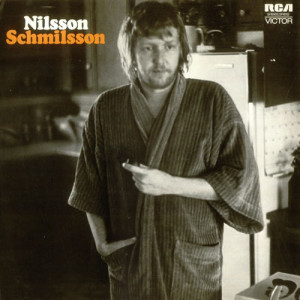 Harry Nilsson Nilsson Schmilsson UK LP RECORD SF8242