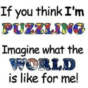 Quotes Autism ~ Autism awareness autism quotes - Polyvore