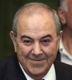 Iyad Allawi Pictures