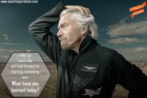 Richard Branson Quotes – What have you learned today?