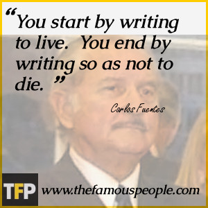 More Carlos Fuentes Quotes