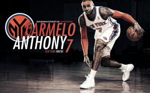 Carmelo Anthony Wallpaper 3