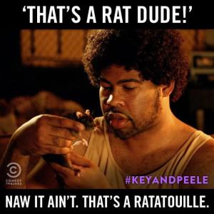 Key & Peele Ratatouille