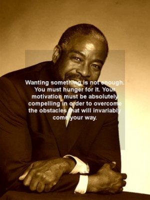 Les Brown quotes, is an app that brings together the most iconic ...