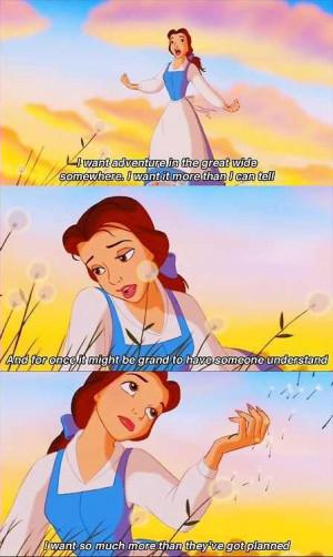 Disney Quotes, Princesses Belle Quotes, Disney Princesses, Beautiful ...