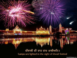Golden Temple Diwali Quotes, Pictures, Photos, HD Wallpapers