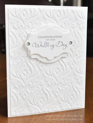 Simple Wedding Card