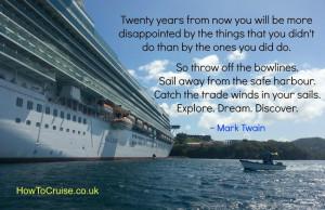 Cruise Quotation - Explore