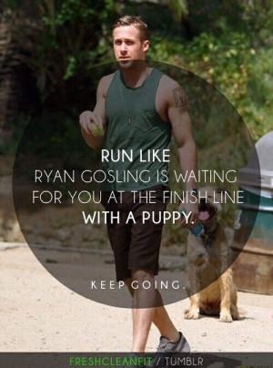 Running inspiration. Lol. I'll imagine Tom Hardy ;-)