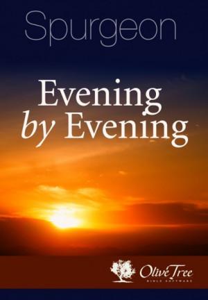 Evening Bible Study Gospel
