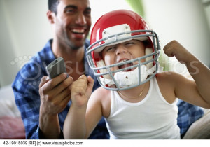Father and Son Football Quotes http://www.visualphotos.com/image ...