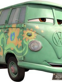 Best Fillmore Quotes from Disney's Cars.