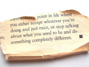 book, changes, different, life, quote, quotes, text