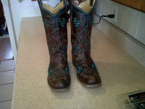Quotes About Cowboy Boots