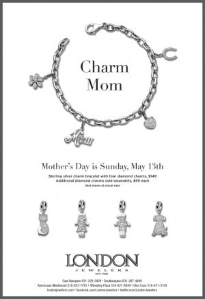 Charm Mom this Mother's Day - at London Jewelers!
