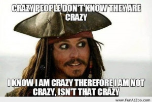 crazy, funny, johnny depp, lol, pirates, orlando blom, pirates og ...