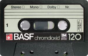 cassette tape meme
