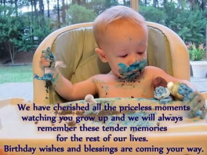 Quotes for sons birthday from mom