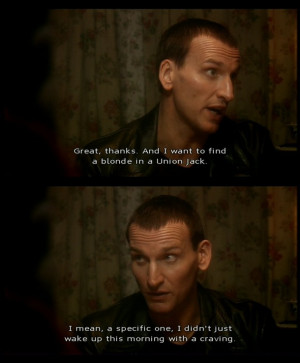 christopher eccleston, craving, doctor who, rose tyler, the doctor ...