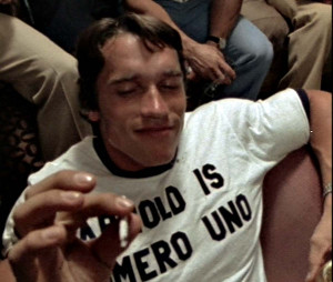 The Arnold Project, part I: Arnold Strong, Mr. Universe!