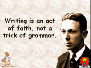 White Quote. Creative Thinking