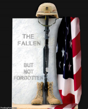 It struck me this morning that this Memorial Day weekend has a new and ...