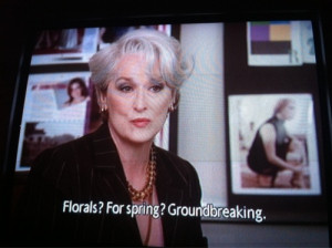 devil wears prada, movie quotes