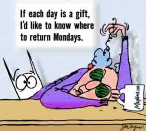 What Does Monday Mean?