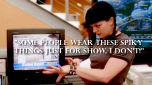 Abby Sciuto #NCIS Quotes #NCIS #5x6 Chimera