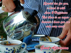 Popular Good Afternoon Quotes and Sayings