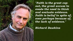 RICHARD DAWKINS, A REAL HERO