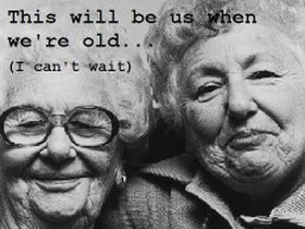 old ladies friends forever photo: Best friends forever ...